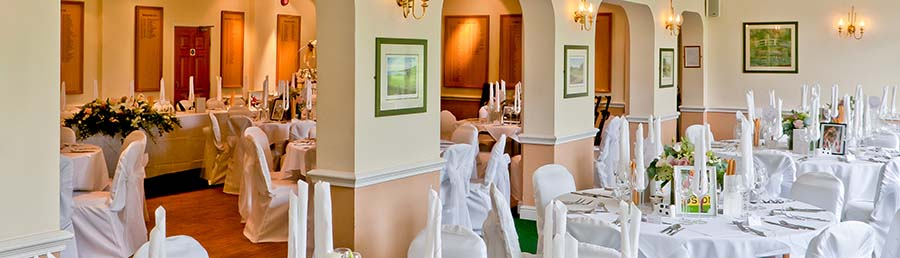 Weddings & Events at Ealing Golf Club